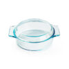 Tempered Glass Bowl with Cover (Regular)