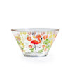 Flamingo Salad Bowl